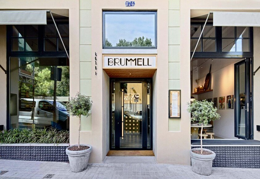 Barcelona Design Tours and the Hotel Brummell team up