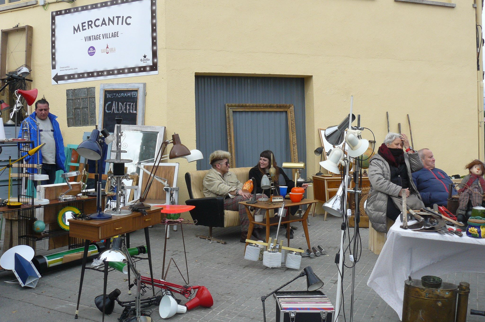 Mercantic – the Ultimate Vintage Market