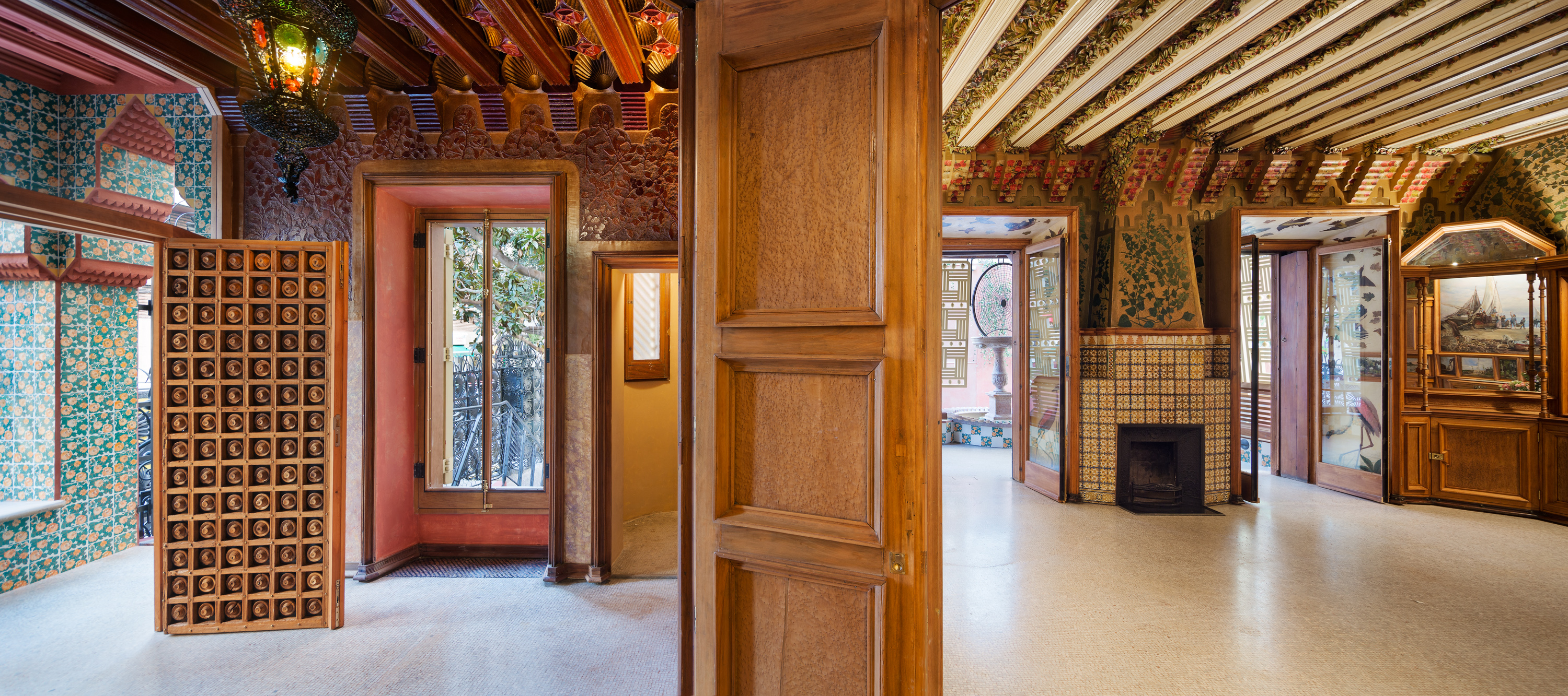 The Casa Vicens by Gaudí Reopens to the Public
