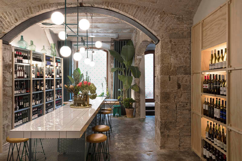 Agüita, 'wine warehouse' by Rodrigo Izquierdo Design Studio